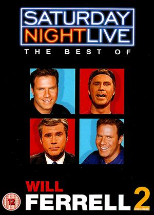 Rent Saturday Night Live: Best of Will Ferrell 2 Online DVD Rental