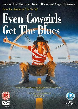 Rent Even Cowgirls Get the Blues Online DVD Rental