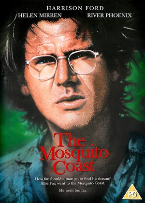 Rent The Mosquito Coast Online DVD Rental