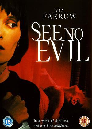 Rent See No Evil Online DVD Rental