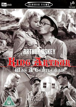 Rent King Arthur Was a Gentleman Online DVD Rental