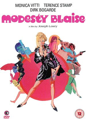 Rent Modesty Blaise Online DVD & Blu-ray Rental