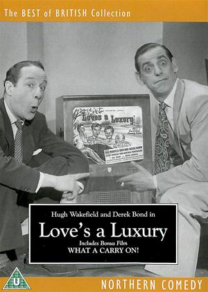 Rent Love's a Luxury / What a Carry On Online DVD Rental