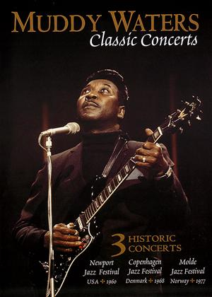 Rent Muddy Waters: Classic Concerts Online DVD & Blu-ray Rental
