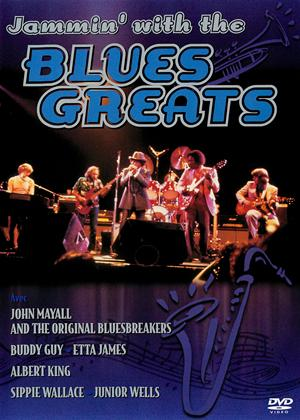 Rent Jammin' with the Blues Greats Online DVD Rental