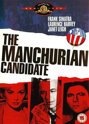 The Manchurian Candidate Online DVD Rental