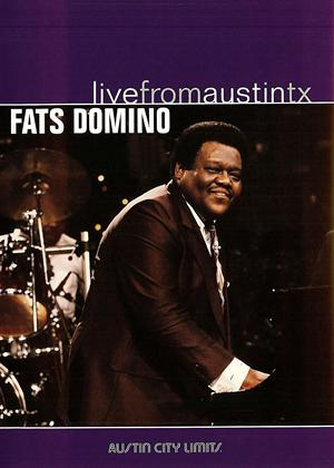 Rent Fats Domino: Live from Austin, Tx Online DVD Rental
