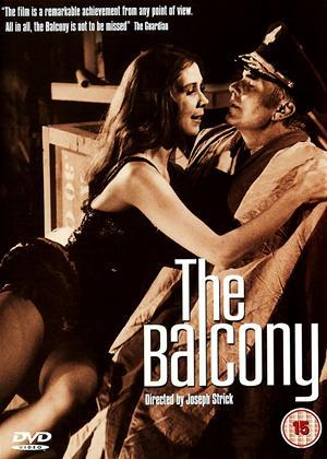 Rent The Balcony Online DVD Rental