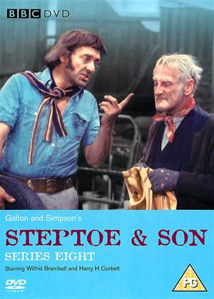 Rent Steptoe and Son: Series 8 Online DVD Rental