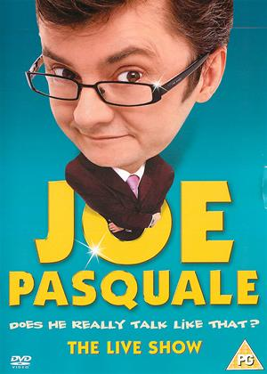 Rent Joe Pasquale: The Live Show Online DVD Rental