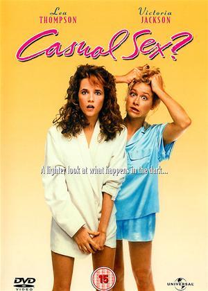 Rent Casual Sex? Online DVD Rental