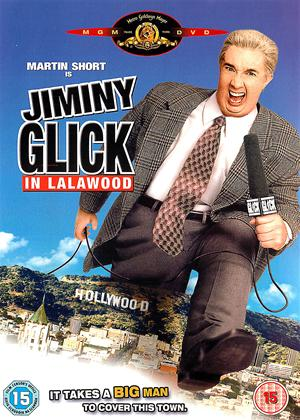 Rent Jiminy Glick in La La Wood Online DVD Rental