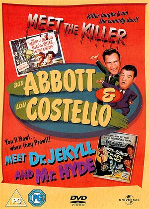 Rent Abbott and Costello: Meet the Killer / Meet Dr Jekyll and Mr Hyde Online DVD Rental