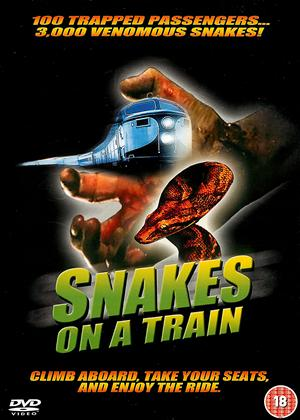 Rent Snakes on a Train Online DVD Rental