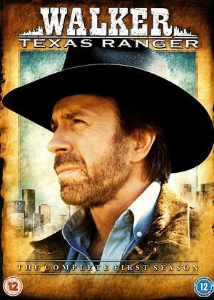 Rent Walker, Texas Ranger: Series 1 Online DVD Rental