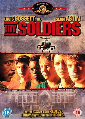 Rent Toy Soldiers Online DVD Rental