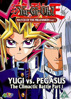 Rent Yu Gi Oh!: Vol.12: Match of the Millennium Online DVD Rental