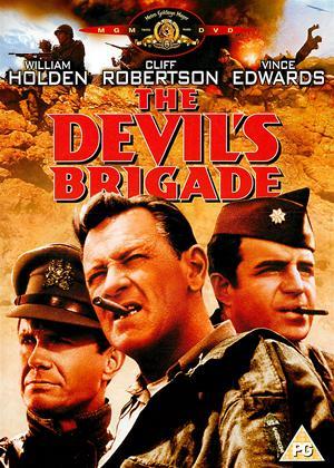 Rent The Devil's Brigade Online DVD Rental