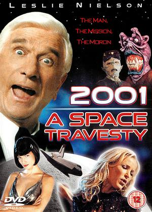 Rent 2001: A Space Travesty Online DVD Rental