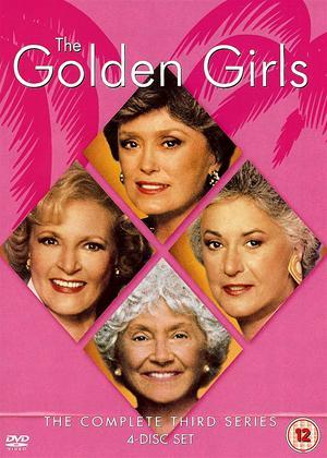 Rent The Golden Girls: Series 3 Online DVD Rental