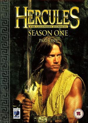 Rent Hercules: The Legendary Journeys: Series 1: Part 1 Online DVD Rental