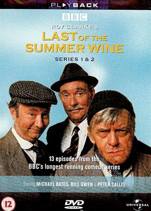 Rent Last of the Summer Wine: Series 1 and 2 Online DVD Rental