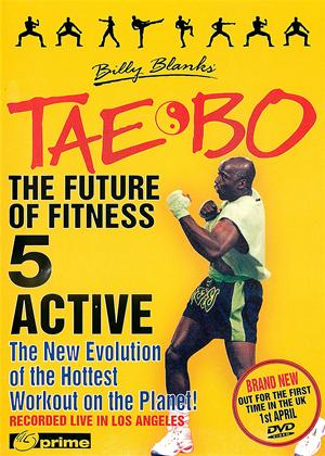 Rent Billy Blanks Tae Bo: Vol.5 Online DVD Rental