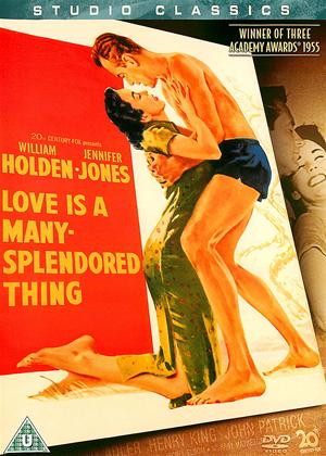 Rent Love Is a Many Splendored Thing Online DVD Rental