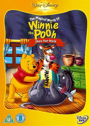 Rent Magical World of Winnie the Pooh: Share Your World Online DVD Rental