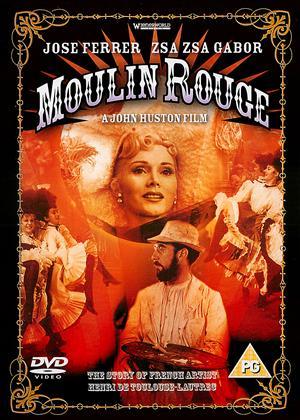 Rent Moulin Rouge Online DVD Rental