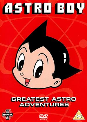 Rent Astro Boy: Greatest Astro Adventures Online DVD Rental