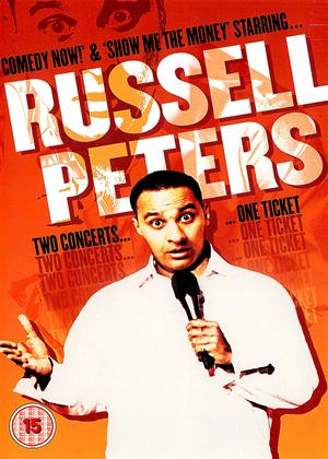 Russell Peters: Two Concerts One Ticket Online DVD Rental