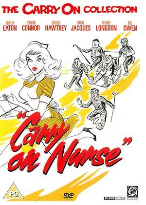 Carry on Nurse Online DVD Rental