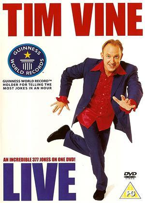Rent Tim Vine: Live Online DVD Rental