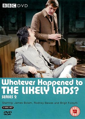 Rent Whatever Happened to the Likely Lads: Series 2 Online DVD Rental