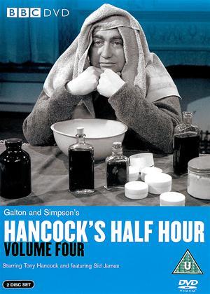 Rent Hancock's Half Hour: Vol.4 Online DVD Rental