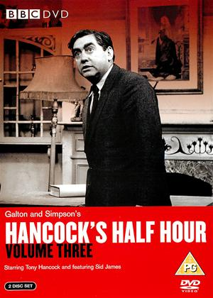 Rent Hancock's Half Hour: Vol.3 Online DVD Rental