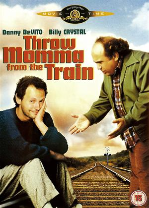Rent Throw Momma from the Train Online DVD Rental