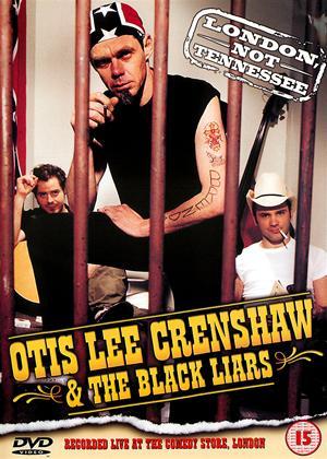 Rent Otis Lee Crenshaw and the Black Liars: Live Online DVD Rental