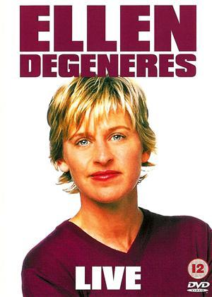 Rent Ellen DeGeneres: Live Online DVD Rental