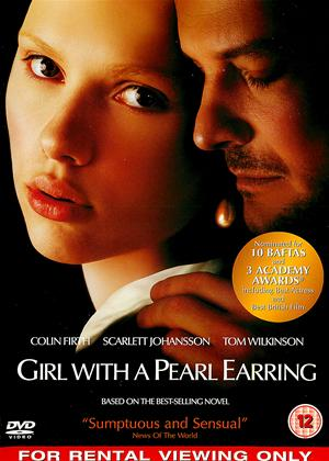 Girl with a Pearl Earring Online DVD Rental