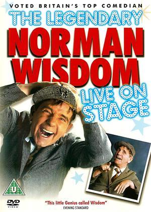 Rent Norman Wisdom: Live on Stage Online DVD Rental