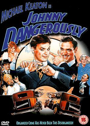 Rent Johnny Dangerously Online DVD Rental