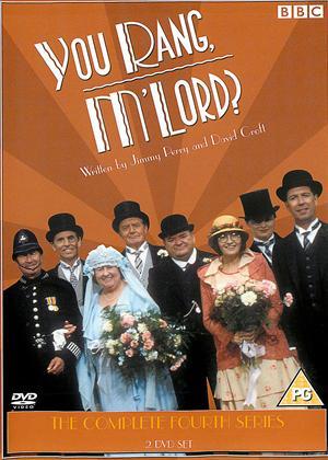 Rent You Rang My Lord: Series 4 Online DVD Rental