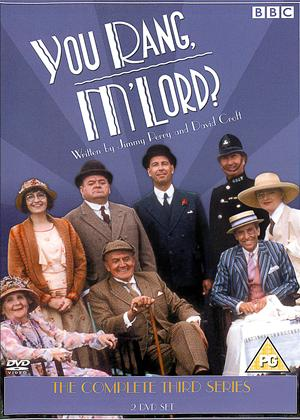 Rent You Rang My Lord: Series 3 Online DVD Rental