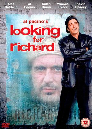 Rent Looking for Richard Online DVD Rental