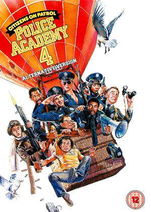 Police Academy 4 Online DVD Rental