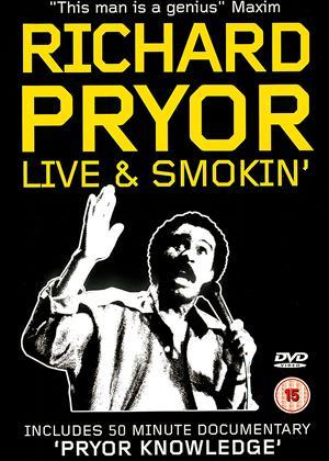 Rent Richard Pryor: Live and Smokin' Online DVD Rental