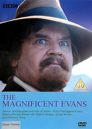 Rent The Magnificent Evans Online DVD Rental