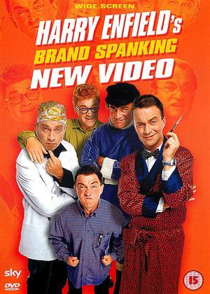 Rent Harry Enfield: Brand Spanking New Video Online DVD Rental
